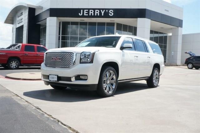 2015 gmc yukon xl denali for sale weatherford tx 6 2l v8 cylinder white diamond tricoat. Black Bedroom Furniture Sets. Home Design Ideas